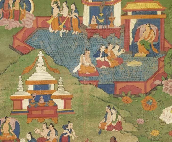 Bonpo: The Art of Ancient Tibet