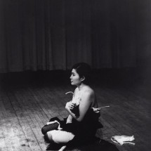 Yoko Ono at MAC Lyon