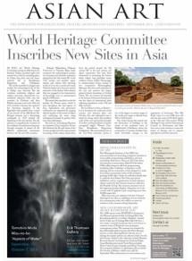 Asian Art Newspaper September 2016